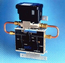 Manifold never exceeds transducer's pressure rating.