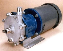 Centrifugal Pumps suit low-flow, low-head applications.