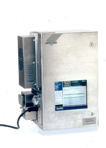 Field Analyzer monitors reaction chemistry.