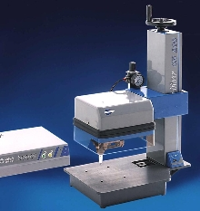 Marking Units offer indent and indelible marking technology.