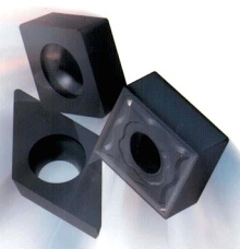 Machining Inserts handle high-temperature alloys and iron.