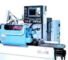 Cylindrical Grinder is programmable for variety of parts.