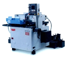 Cylindrical Grinder provides automatic grinding of small lots.