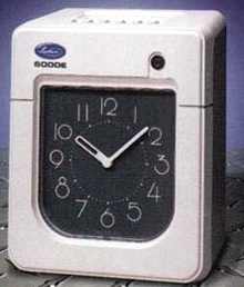 Time Clock reduces time spent clocking in and out.