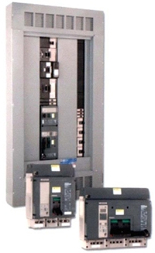 Circuit Breakers have built-in open communication platform.