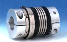 Safety Coupling provides torque-overload protection.