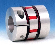 Elastomer Coupling fits space constrained applications.