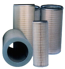 Filter Cartridges retrofit pulsejet dust collectors.