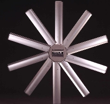 High-Volume Fans fit in space-constrained applications.