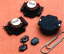Surface Mount Inductors provide high current and small size.