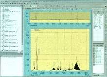 Software provides FTIR functions with Windows based control.