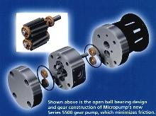 Gear Pump suits heat transfer fluid applications.