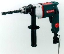 Drill provides up to 310 lbs-in. of torque.