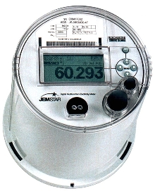 Electricity Meter has California ISO certification.