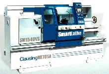 Smart Lathe features 15 in. swing.