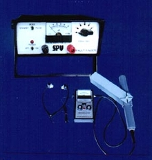 Pipe/Cable Finder locates coating faults underground/water.