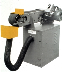 Belt Grinder is suitable for heavy-duty work.