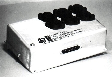 Digital to Synchro Converters require only +5 Vdc input power.