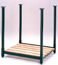 Portable Rack achieves 4,000 lb capacity rating.