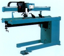 Seamer ranges from 6 in. to 10 ft in length.