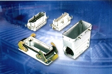 Multipole Connectors resist electromagnetic interference.