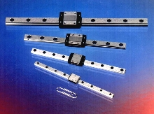 Miniature Linear Guides require little or no lubrication.