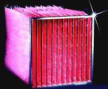 Air Filter provides high efficiency.