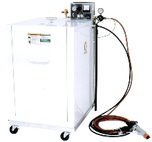 Isolation System works with electrostatic equipment.