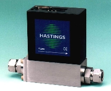 Flow Meters/Controllers feature multiple gas calibrations.