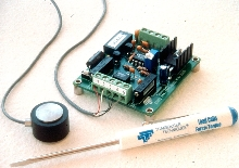 Load Cell includes amplifier/conditioner.
