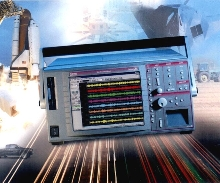 Data Acquisition System records at high speeds.
