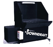 Downdraft Tables comply with all clean air legislation.