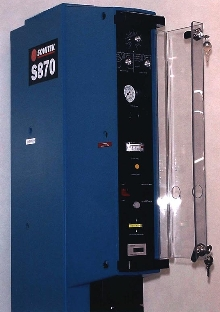 Lockout Panels are suitable for ultrasonic welders.