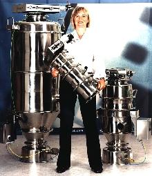 Vacuum Conveyors satisfy USDA requirements.