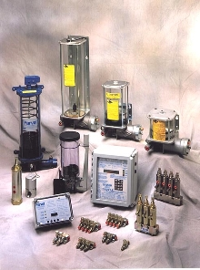 Centralized Lubrication System operates in harsh environments.