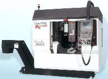 Vertical Machining Center provides precise positioning control.