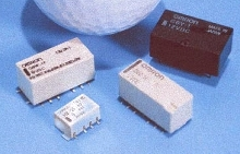 RF Relays offer low power consumption.