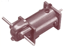 Right-Angle Gearmotor operates quietly.