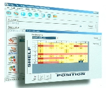 Software simplifies warehouse storage and retrieval operations.