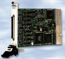 Analog Output Module suits high-speed applications.