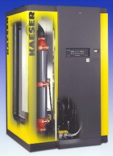 Refrigerated Air Dryers produce dry compressed air.