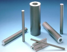 Aluminum Shafting resists corrosion and wear.