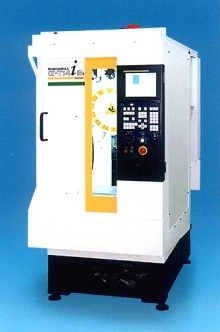 Machining Center offers capabilities of much larger machines.