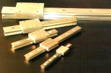 Linear Guides are size interchangeable with monorails.