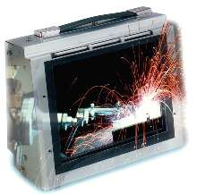 LCD Industrial Monitors are viewable in direct sunlight.