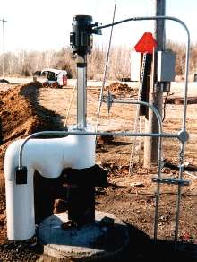 Piston Jack Pump suits refinery groundwater remediation.
