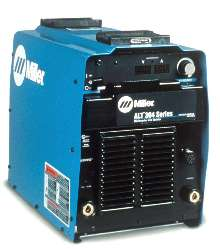 Inverter provides multi-process welding power source.
