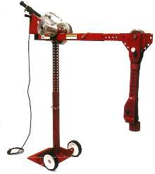 Cable Puller is designed for light to medium-duty pulls.