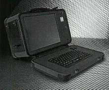 Portable Computer handles harsh environments.
