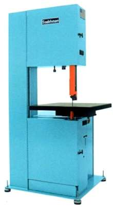 Vertical Band Saw suits most shop applications.